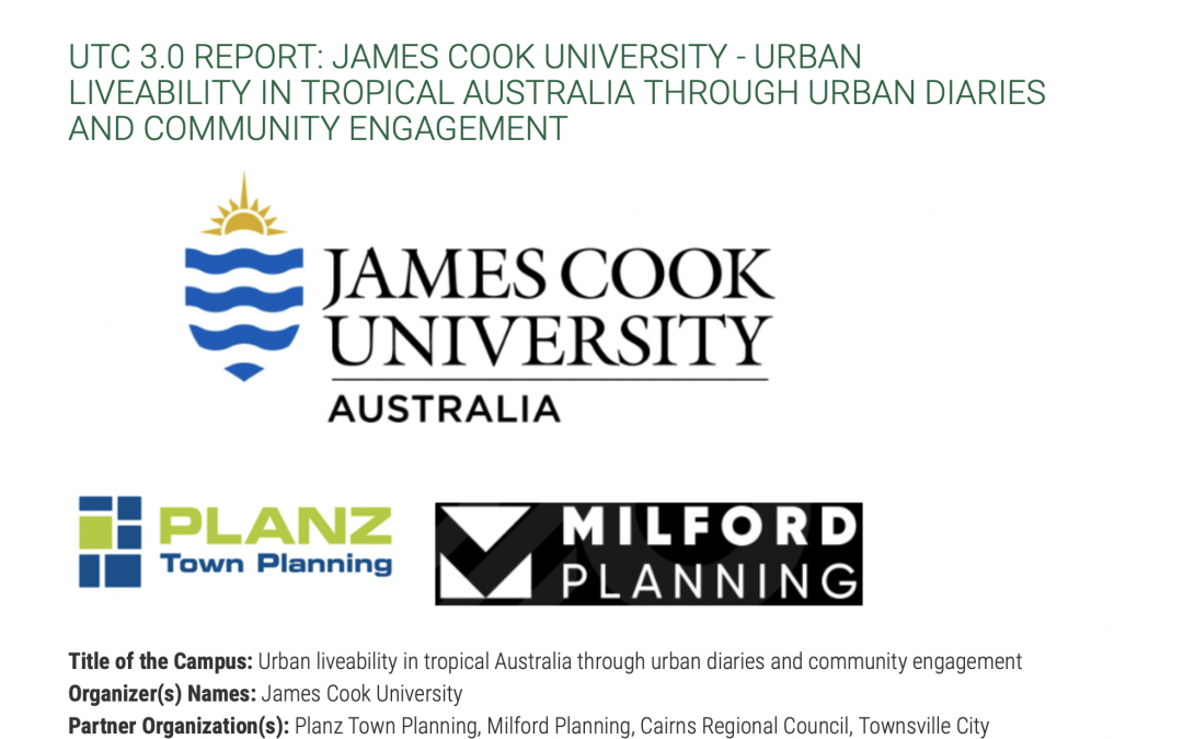 Urban Thinkers Campus Report Now Available